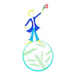 Jane CoCo Cowles - Wish Upon A Star - Digital illustration on ultrafoam board