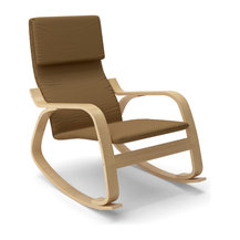 Shop comfortable chairs for small spaces chairs on houzz - Comfortable chairs small spaces property ...