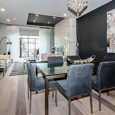 Modern Dining Room by Porcelanosa USA