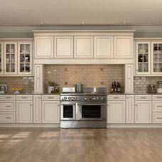 Farmhouse Kitchen Cabinets by WOLF Home Products