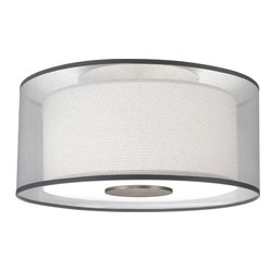 Saturnia Flushmount Light
