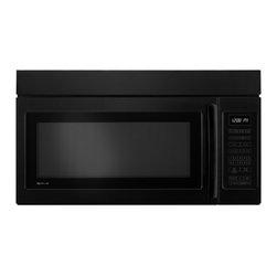 Jenn-Air Over The Range Microwave Oven, Black On Black | JMV8208WB - AUTO SENSOR COOK & REHEAT