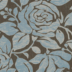 York Wallcoverings - PS3835 Wallpaper, Sample - Prepasted: Paste has already been applied to the back of the wallpaper and is activated with water.