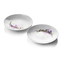 Raw Diamonds By Us Side Plates, Set of 2