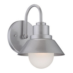 Acclaim Lighting - Acclaim Lighting 4712 Fripp 1 Light Outdoor Lantern Wall Sconce - Features: