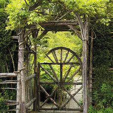 Make an entrance: Eight garden gates - 8. Willow - Garden Decor - Design & Decor