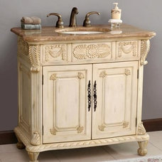 Traditional Bathroom Vanities And Sink Consoles by Tatari Design Center