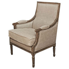 Traditional Armchairs And Accent Chairs by Rugs USA