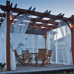 contemporary gazebos by Outdoor Living Today