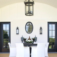Traditional Patio by Leona Mozes Photography