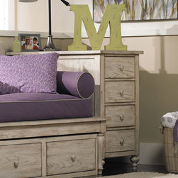 RR - Abby Four-Drawer Daybed Pier - Abby Four-Drawer Daybed Pier