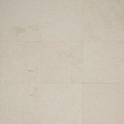 "Corinthian White Limestone Honed, 12""x24"", 1 Piece (2 Square Feet Per Piece) - Sold per Piece - Each piece 2 square feet"