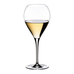 Riedel - Riedel Sommeliers Sauternes Wineglass - Sip your sauternes from stemware made especially for them. These stately lead crystal glasses add such a special touch to your table.