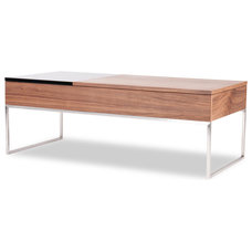Contemporary Coffee Tables Max Coffee Table