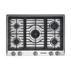 "Dacor Distinctive 30"" Gas Cooktop, Stainless Steel 