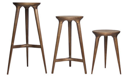 modern bar stools and counter stools by studiodunn.com