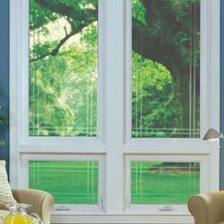 Casement Windows: Custom-Made Casement and Awning Windows - Totally revamp and enhance the look of any room with the addition of Alside Awning Windows. They easily combine with fixed picture windows to let in the fresh breeze while keeping the weather out. Photo by Alside