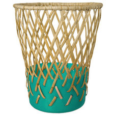 Eclectic Wastebaskets by AREAWARE