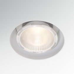 Fabbian - Tools Trimless Round 5.5 Inch Recessed Light | Fabbian - Design by FE Design.