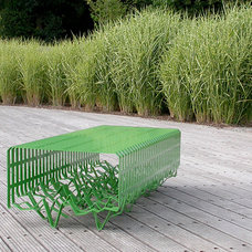 Contemporary Outdoor Stools And Benches by Outdoorz Gallery