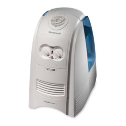 Honeywell Quicksteam Warm Mist