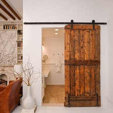 Traditional  laundry rm door