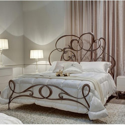 Shop Wrought Iron Bed Frame Products On Houzz