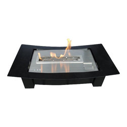 aFire USA - Electronic Remote Control Ethanol Fire Grate - If you are looking for a superior solution to retrofit an existing wood or gas hearth making it more efficient and environmentally friendly, then our BEG59 electronic ethanol fireplace grate is the perfect device for you. This electronic ethanol burner which produces lively dancing flames replaces your wood fire without the smoke, soot, smell and ash to clean. So easy to maintain and use that you will find that a daily fire in colder weather is a must. aFire Fireplaces have self monitoring safety sensors with automated shut down procedures making them the safest ethanol fireplaces available. Our onboard electronics monitor a medical grade fuel pump to ensure accurate and complete combustion so no toxic exhaust, soot, smoke. or smell is generated. Crafted from high quality, heavy duty 304 grade stainless steel and powder coated steel framework, aFire Fireplaces deliver reliable performance every time...for a lifetime.