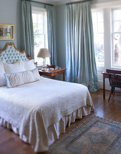 Traditional Bedroom by Melissa Ervin Interior Design