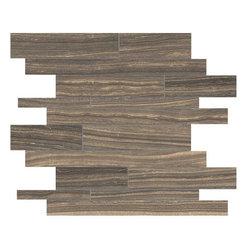 Anatolia - Eramosa Natural Matte Random Linear Mosaic - 10.00 Square Feet per Carton