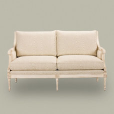 traditional love seats by Ethan Allen