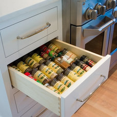 Transitional Cabinet And Drawer Organizers by Rockwood Cabinetry