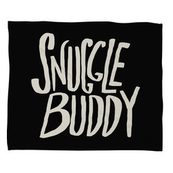 DENY Designs - Leah Flores Snuggle Buddy Ii Fleece Throw Blanket - This DENY fleece throw blanket may be the softest blanket ever! And we're not being overly dramatic here. In addition to being incredibly snuggly with it's plush fleece material, it's maching washable with no image fading. Plus, it comes in three different sizes: 80x60 (big enough for two), 60x50 (the fan favorite) and the 40x30. With all of these great features, we've found the perfect fleece blanket and an original gift! Full color front with white back. Custom printed in the USA for every order.