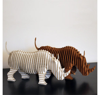 Eclectic Kids Toys by Cardboard Safari