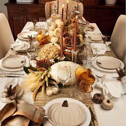 Thanksgiving Tablescape - Michael McNamara- The Arizona Republic Newspaper