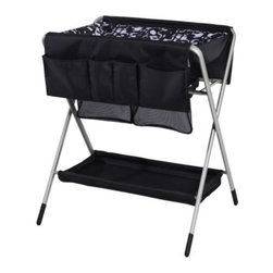 W Braasch/E Portinson - SPOLING Changing table - Changing table, black, white
