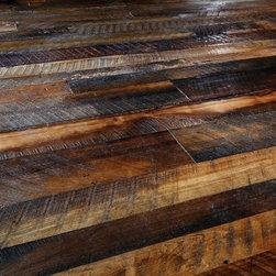 Reclaimed Barn Wood Flooring - Antique Oak Reclaimed Barn wood Flooring