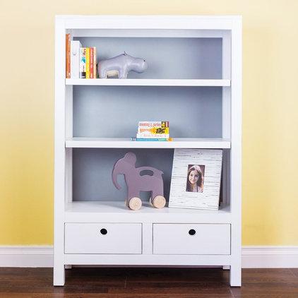 Modern Kids Bookcases by Layla Grayce