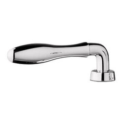 Grohe - Grohe 18732BE0 Polished Nickel Seabury Seabury Lever Handles - Add the finishing touch to your bathing space with one of GROHE´s spectacular faucet designs. Modern or traditional, a GROHE faucet will be the talking point of your bathroom or kitchen.    Seabury Lever handles   Sold in pairs