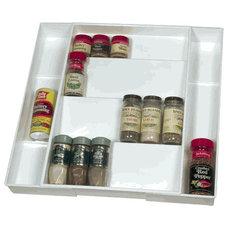 Modern Spice Jars And Spice Racks by Organize