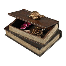 Joshua Marshal - Book Box Accessory - Book Box Accessory