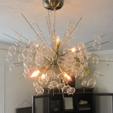 contemporary chandeliers by Clayton Gray Home