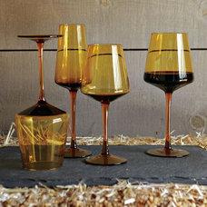 Modern Everyday Glassware by West Elm