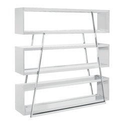 Kira Shelving Unit, White