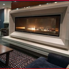 Fireplaces by Solus Decor Inc.