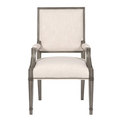 Vanguard Furniture - Vanguard Furniture Leighton Arm Chair W711A - Vanguard Furniture Leighton Arm Chair W711A