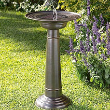 Traditional Outdoor Fountains And Ponds by Plow & Hearth