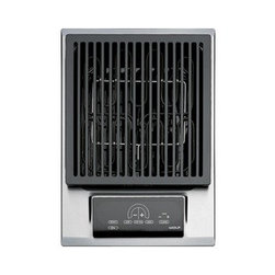 """Wolf 15"""" Grill - Enjoy grilling year-round. Two elements ensure even heat in front and rear zones."""