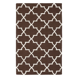 Artistic Weavers - Artistic Weavers Pollack Keely (Brown) 8' x 11' Rug - This Hand Tufted rug would make a great addition to any room in the house. The plush feel and durability of this rug will make it a must for your home. Free Shipping - Quick Delivery - Satisfaction Guaranteed