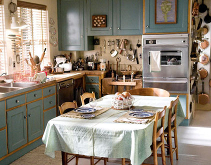 Julia Child Kitchen, recreated